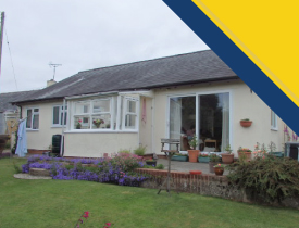 Detached rural bungalow