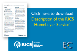 Description-of-the-RICS-Homebuyer-Service